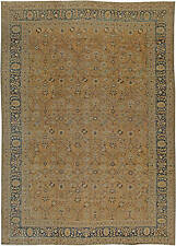Antique Persian Tabriz Rug BB5539