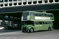 London Country RML2411 Slough 11th March 1978 Bus Photo