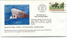 1974 SKYLAB SL-4 Epic Voyage Ends Return Recovery Ship USS New Orleans NASA