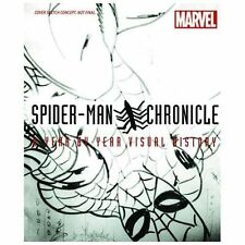 Spider-Man Chronicle: A Year by Year Visual History, Cowsill, Alan, Manning, Mat