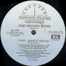 THE MOODY BOYS - Lion Dance (Remix) - 1991 Fourth Floor Usa - FF 1123