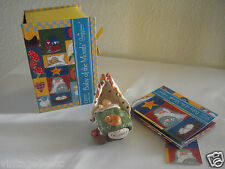 """New GNOMY'S DIARIES BY ANNEKABOUKE -""""October"""" Baby of the Month Figurine!"""