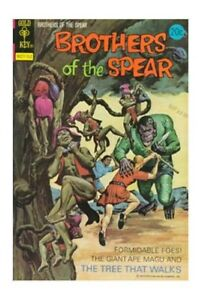 Brothers of the Spear #7 (Dec 1973, Western Publishing) F+