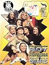 The Man Show - The Man Show Boy and Household Hints from A * NEW * [Cut Barcode]