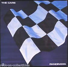 The Cars 1980 Panorama Original Promo Poster