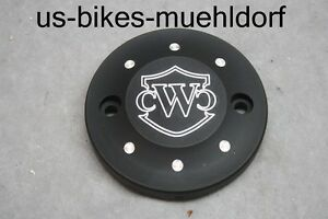 Harley Night Rod-V Rod-Muscle Limadeckel Cover 2003 - 2017 - 1