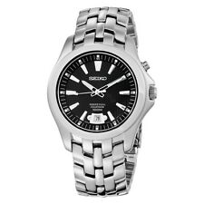 Seiko SNQ101 Men's Perpetual Calendar 100M Watch