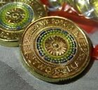🌟Rare 2017 $2 Two Dollars Lest We Forget ANZAC Coloured Coin UNC 🌟