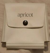 Rare Vintage Apricot Computer Floppy Disk Case