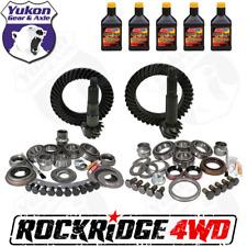 Yukon Gear Package 4.88 Ratio Jeep Cherokee XJ & Wrangler YJ w/ Model 35 Rear