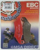 "Suzuki DRZ400 (2000 to 2009) EBC ""TT"" FRONT Disc Brake Pads (FA185TT) (1 Set)"