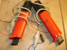 Lot of 2 Vintage Strombecker Slot Car Controllers tested working