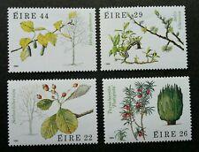 Ireland Irish Flowers 1984 Flora Plant Tree (stamp) MNH