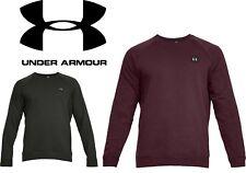 Herren Under Armour UA Rival Fleece Crew Loose Sweatshirt 1320738