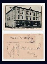 SOUTH DAKOTA HIGHMORE SECOND STREET AND IOWA AVENUE 1911 TO OAKWOOD ONTARIO