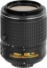 Nikon AF-S DX NIKKOR 55-200mm f/4-5.6G ED VR II Lens