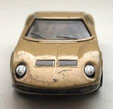 Matchbox Lamborghini Miura - rare gold base. Not Treasure Hunt or Redline