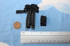 DAMTOYS 1:6TH escala Navy Seal Recon equipo vio artillero gota de pierna Funda & Pistola