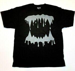 Rihanna Monster Logo Tee Trapstar T-Shirt - Black - S