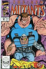 New Mutants issue #88 Cable 2nd Appearance Marvel Comics 1990
