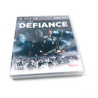 Defiance (Sony PlayStation 3, 2013) CIB
