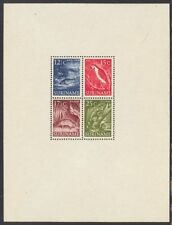 Surinam 1955 Wildlife S/S Sc# 263a Nh