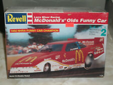 Revell 1/24 Scale Larry Minor Racing McDonald's Olda Funny Car - Factory Sealed