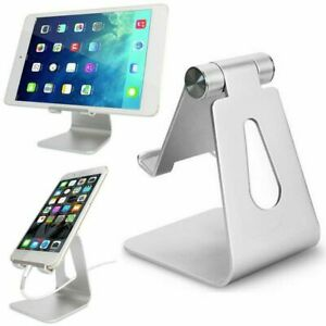 Adjustable Aluminum Alloy Tablet Stand Holder Mount Desktop For Cell Phone iPad*
