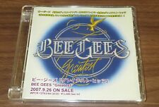 The BEE GEES Japan PROMO ONLY 2 x CD acetate set GREATEST official PROMO SLEEVE