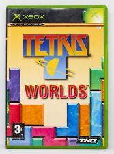 TETRIS WORLDS - XBOX XBOX360 360 - PAL ESPAÑA - WORLD RARO