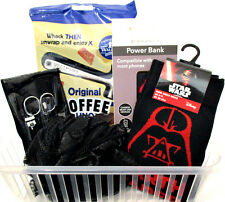 MENS VALENTINES HAMPER - MEN GIFTS / BIRTHDAY / FOR HIM / BASKET SET