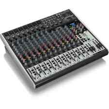 Behringer XENYX X2222 USB Mixer Mixing Desk Immaculate