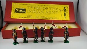 Nickolson Miniatures British Colonial Indian Army I-13 - Cureton's Multanis Cav