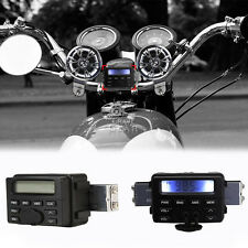 Waterproof Audio FM Radio MP3 For Yamaha V-Star XVS 650 1100 Custom Silverado