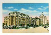 Indianapolis Indiana Methodist Hospital Vintage Postcard