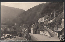 Devon Postcard - Mars Hill, Lynmouth   RS1441