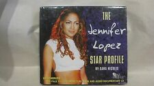 The Jennifer Lopez Star Profile With Book Sara Nicolis 1999 Masterrights  cd1904