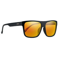 Nectar Unisex Blaze Polarized Sunglasses Black