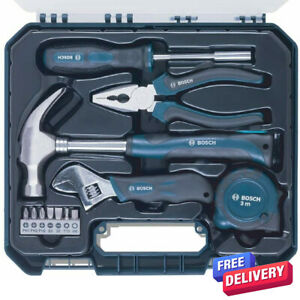 Bosch 12 in 1 Multifunction Household Tool Kit Ideal DIY New