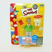 Playmates Simpsons NED FLANDERS (2000) Figure World Of Springfield Series 1