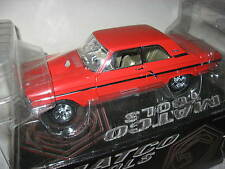 1964 FORD THUNDERBOLT RED AUTHENTICS MATCO TOOLS 1:18 LIMITED EDITION (1200) COA