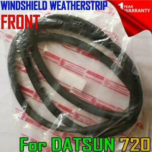 For Pickup Datsun Nissan 720 Precision Parts Windshield Molding Front New