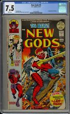 NEW GODS #9 - CGC 7.5 - 1ST APP OF THE FORAGER - DOUBLE ISSUE - 2105224024