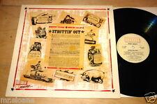 KPM LIBRARY MUSIC LP 1358 ~ STRUTTIN OUT ~ STEFAN GROSSMAN