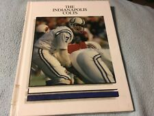 The Indianapolis Colts by James R Rothaus 1986