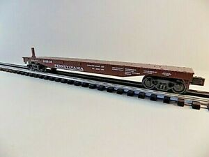 K-Line Trains Pennsylvania Flat Car 121350