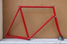 Telaio bicicletta PISTA VICINI Columbus/Bicycle frame track Usato