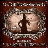 The Ballad Of John Henry, Joe Bonamassa, Audio CD, New, FREE & FAST Delivery