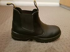 Blacksmith Black Size 9 Work Boots