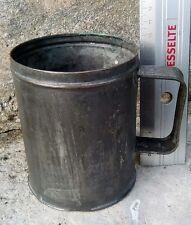 Mesure à grain en cuivre étamé